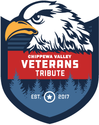 Chippewa Valley Veterans Tribute Foundation Logo